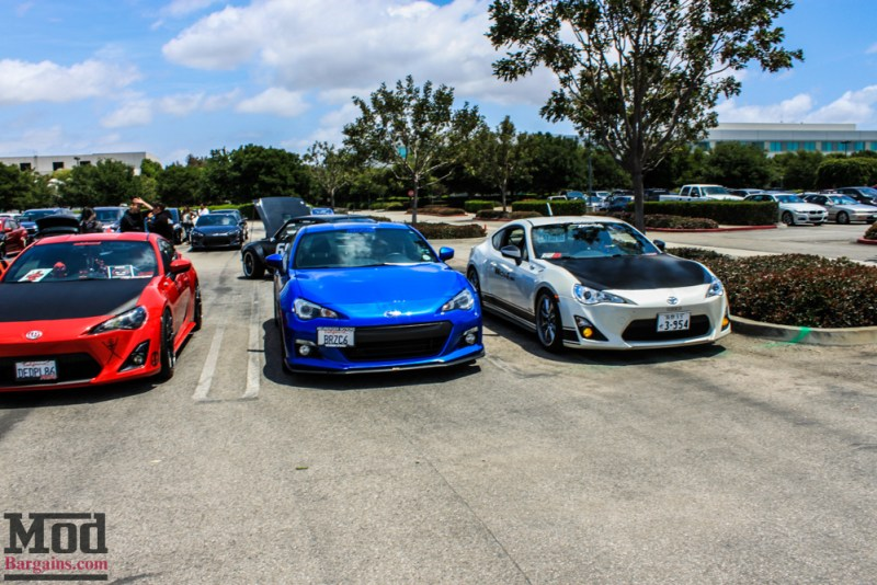 Scion Industry Influencers FR-S BRZ Meet-299