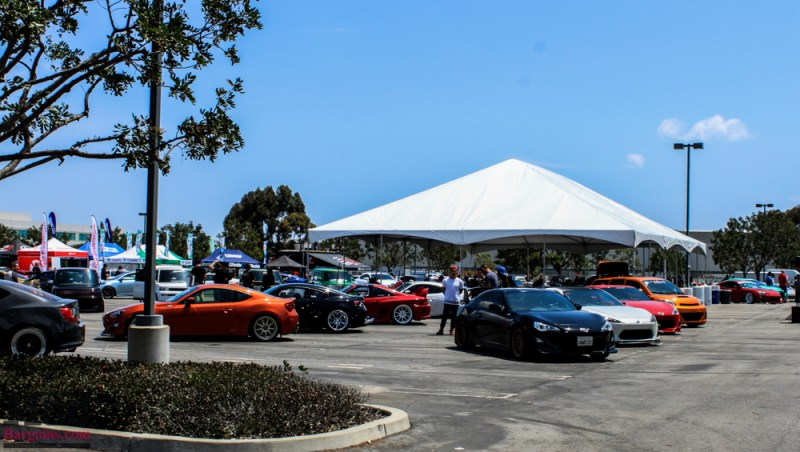 Scion Industry Influencers FR-S BRZ Meet-9