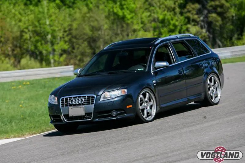 Audi-B7-A4-Avant-On-Vogtland-Coilovers