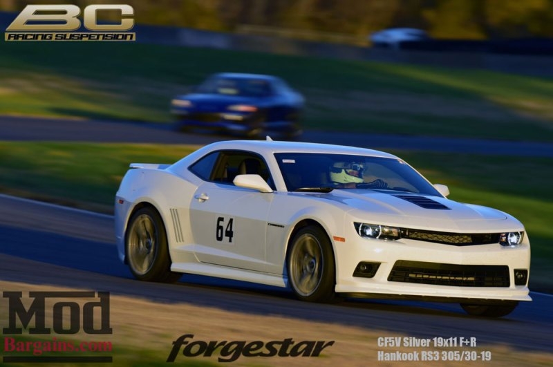 Forgestar-CF5V-19x11-Silver-BC-Coilovers-Camaro-ZL1-Hankook-RS3-305-img (11)