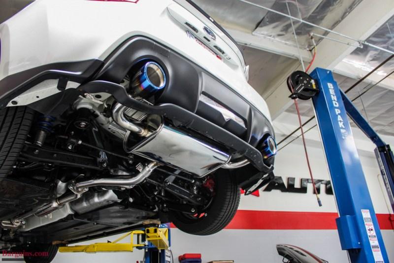 Subaru_BRZ_Series_Blue_Invidia_N1_Exhaust_install-10