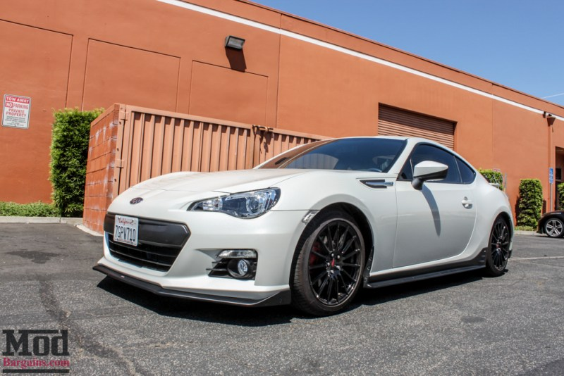 Subaru_BRZ_Series_Blue_Invidia_N1_Exhaust_install-2