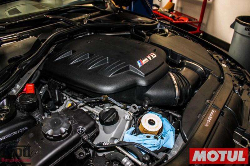 BMW_E90_M3_Oil_Change_Motul_SparkPlugs_M4-15