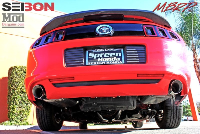 Ford Mustang S197 MBRP Exhaust MGP Calipers Seibon TS (10)