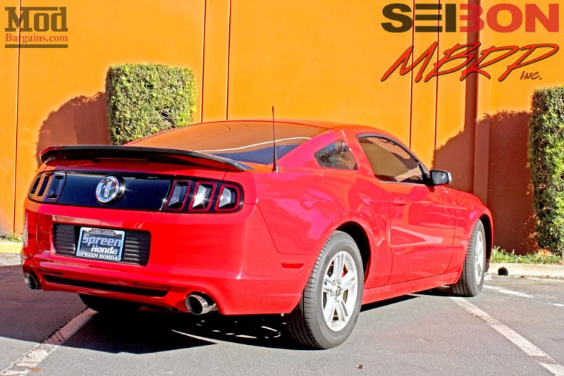 Ford Mustang S197 MBRP Exhaust MGP Calipers Seibon TS (3)