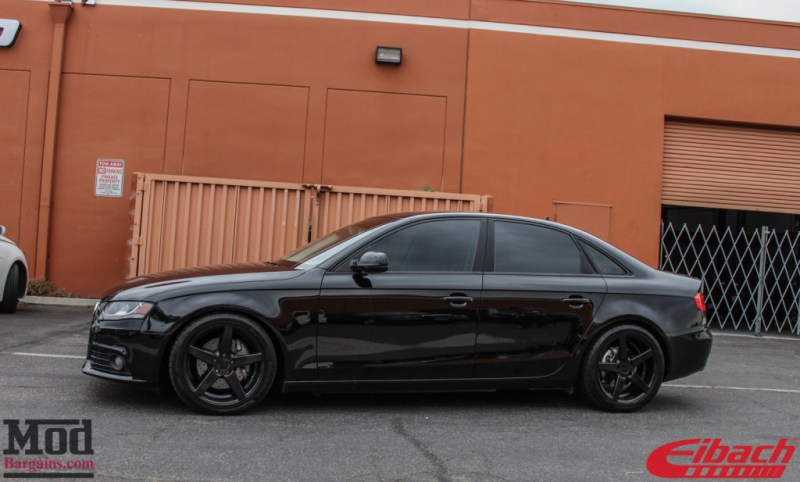 Audi_B8_A4_RS_Grille_Eibach_Springs-6