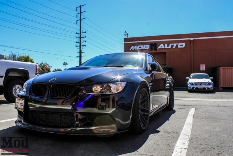 BMW 3/' Series E90 E92 E93 M3 Performance Blue Centre Line JS