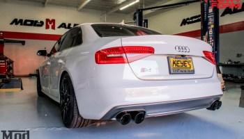 Tech: 6 Best Mods for B8 / B8 5 Audi S4