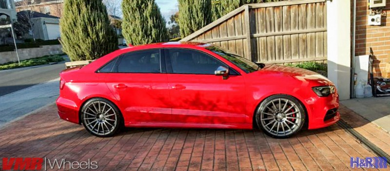 Audi_8V_S3_red_VMR_V709_19x85et45_10mmspcr_HR_Springs_img005