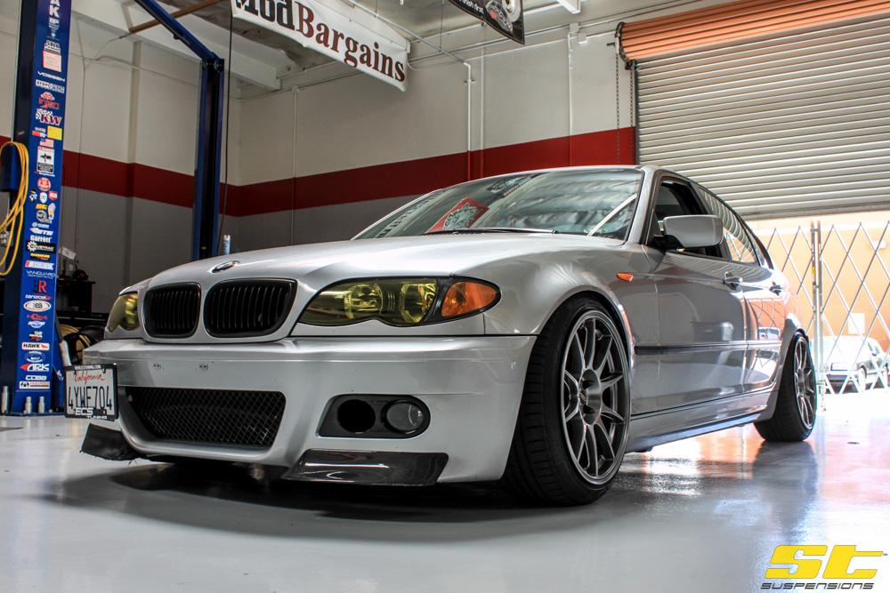 BMW E46 325i//325Ci//325Ti//325Xi//328i//328Ci RAMAIR Induction Air Filter Intake Kit