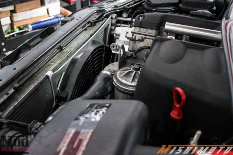 BMW_E46_M3_Mishimoto_Fan_BC_Coils_MeganExh_VMRs-5