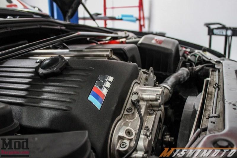 BMW_E46_M3_Mishimoto_Fan_BC_Coils_MeganExh_VMRs-7