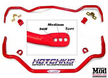 HOTCHKIS SWAY BARS 350Z
