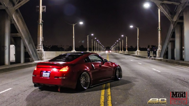 6 Best Mods For Nissan 350z Z33 Aka The Fairlady Z