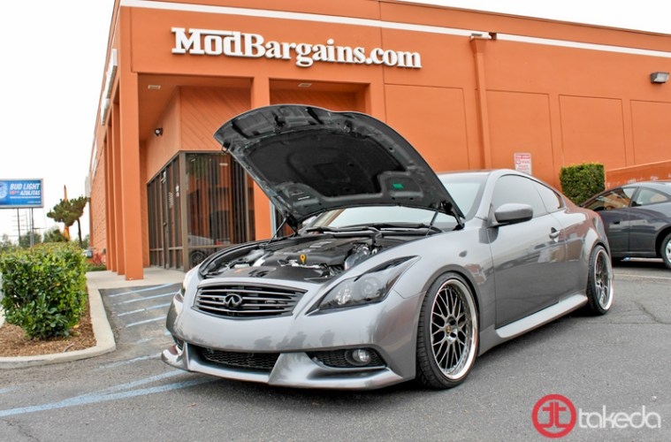 4 Best Mods For Infiniti G37 2008 15