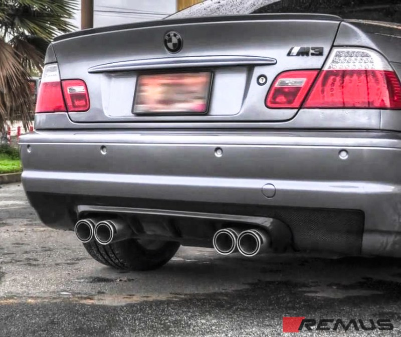 BMW_E46_M3_Remus_Exhaust_img000