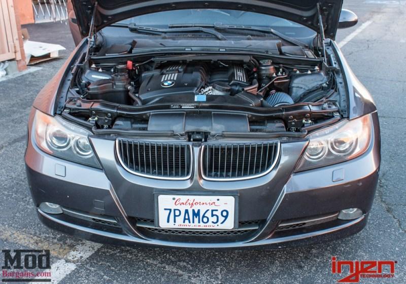 BMW_E90_328i_RemusQuad_Injen_Intake_AvantGarde_m359_18x85_18x95_11
