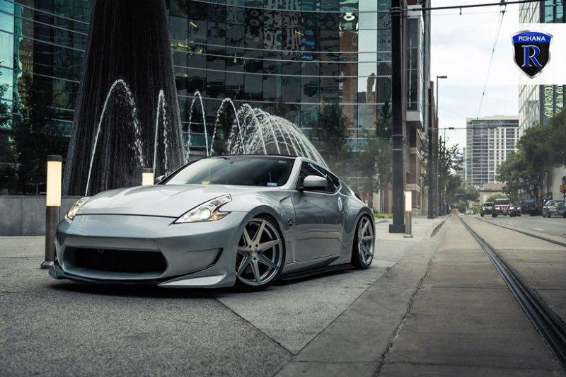 Nissan_Z34_370Z_Rohana_RC7_MachineSilver_20x9_20x11_img009