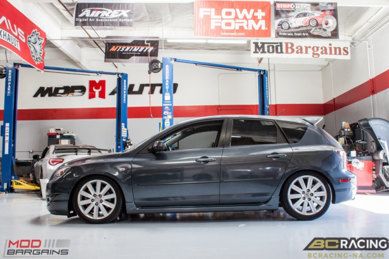 Mazdaspeed3 BC Coilovers (20)