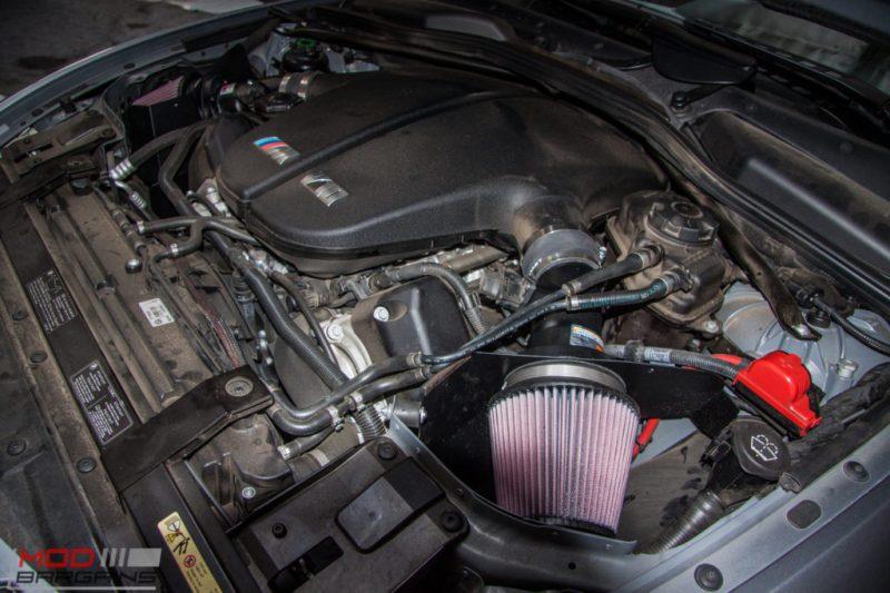 BMW E63 M6 K&N Intakes (6)