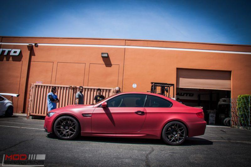 BMW E92 M3 Temoor HRE FF01 Remus CarbonRace (23)