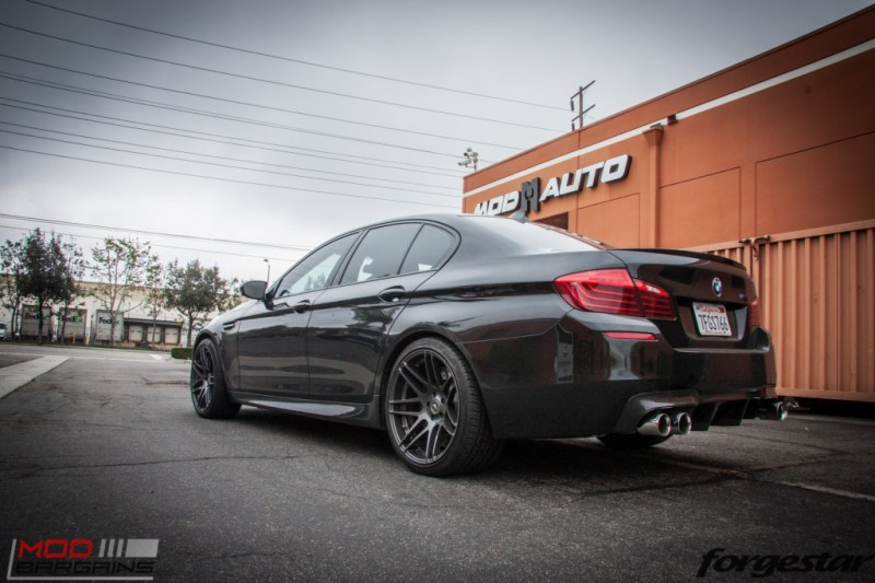 BMW F10 M5 RPI Exhaust Forgestar F14 (12)