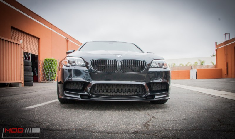 BMW F10 M5 RPI Exhaust Forgestar F14 (18)