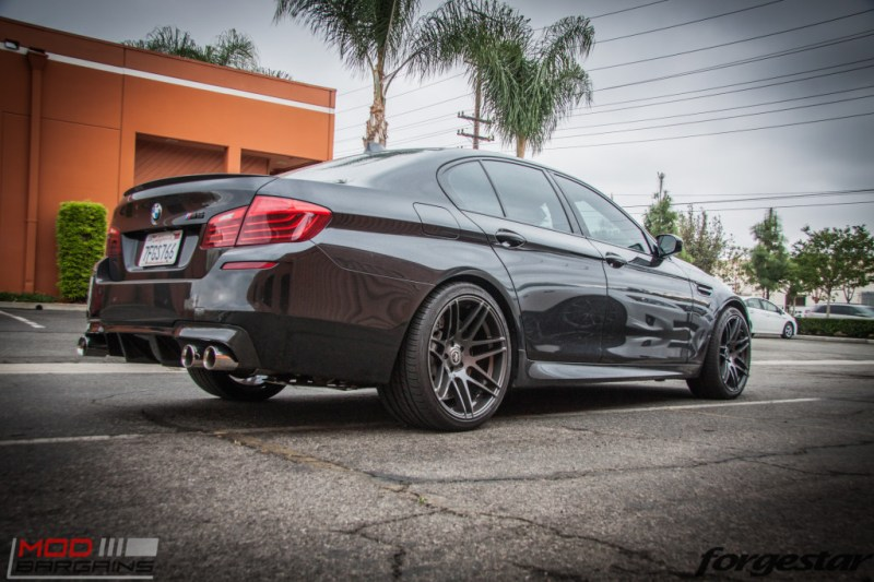 BMW F10 M5 RPI Exhaust Forgestar F14 (23)