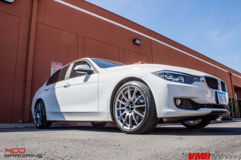 BMW F30 328i VMR V721 HyperSilver (8)