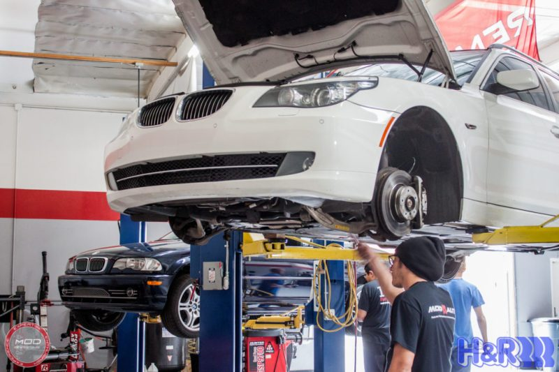 BMW_E60_535i_Rohana_RC10_MatteBlack_HR_Springs (12)