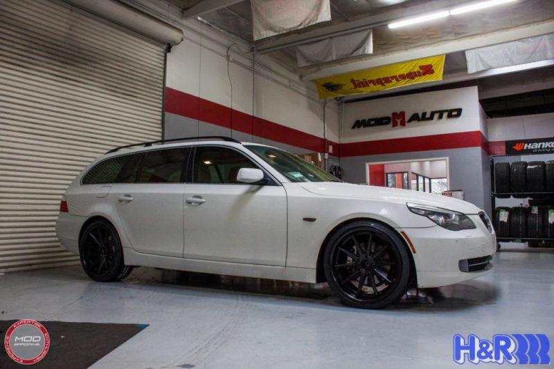 BMW_E60_535i_Rohana_RC10_MatteBlack_HR_Springs (22)