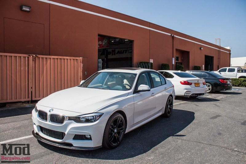 BMW_F30_328d_White_CF_Splitter_Spoiler_Diffuser-8