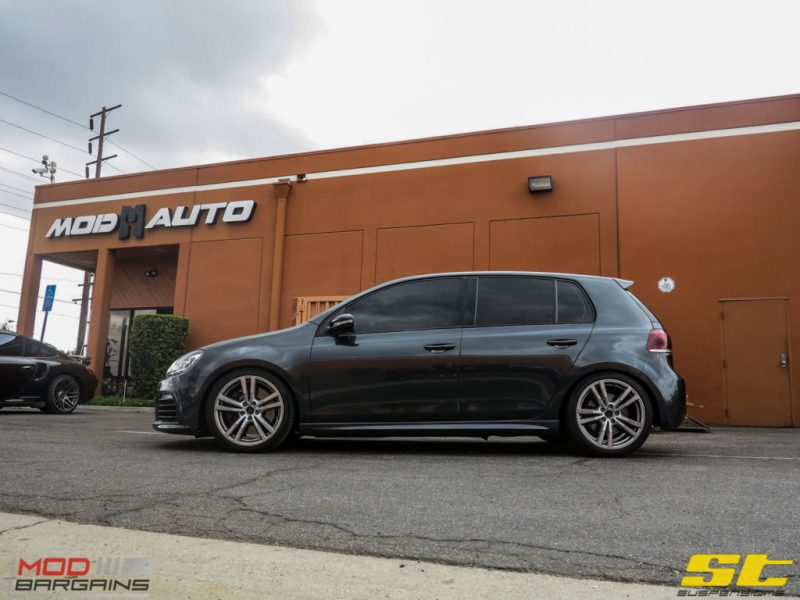 VW Golf R Mk6 ST Suspension Coilovers (5)