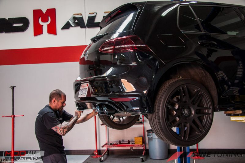 VW_Golf_R_Mk7_HR_Forgestar_F14_AWE_Quad_Exhaust (32)