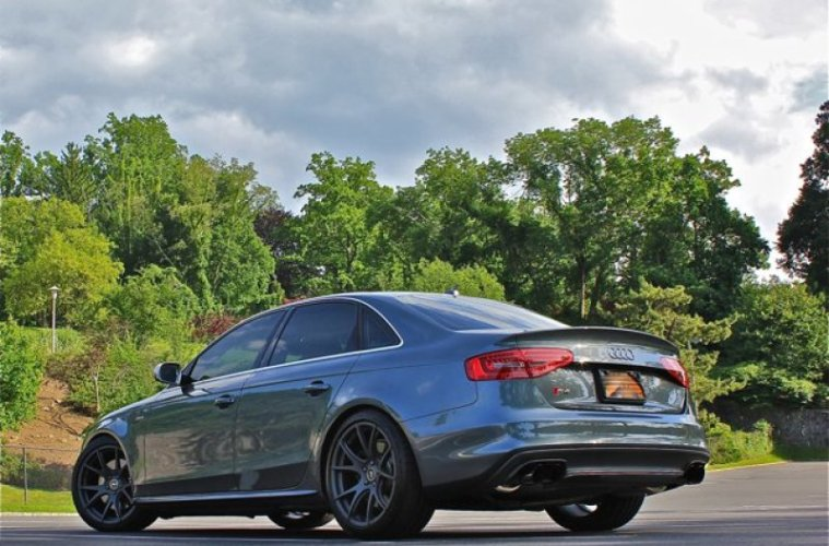 5 Best Wheels For The B Audi S4