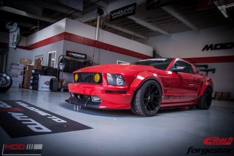 Ford_Mustang_GT_Widebody_Forgestar_CF5V_20x11_Eibach_Coilovers_NickP-5