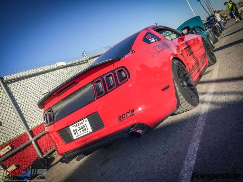 Ford_Mustang_S197_red_Forgestar_F14_18in_GM_Borla (9)