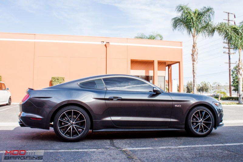 That V8 Sound: S550 Mustang GT Gets Borla Exhaust