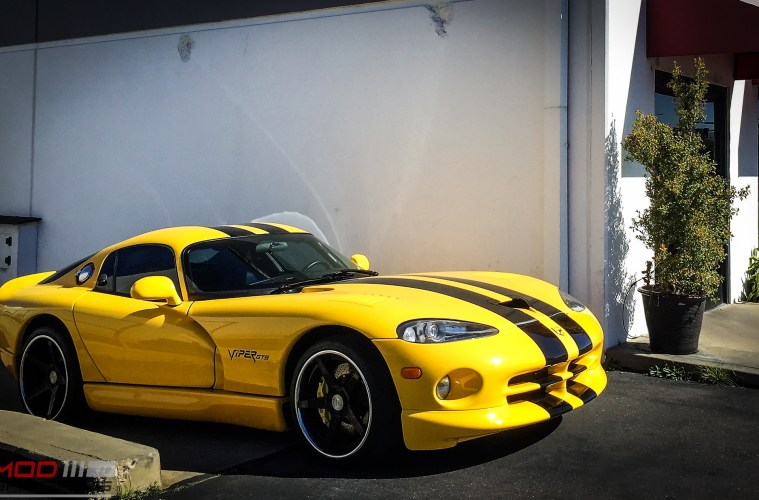 Dodge Viper gets StopTech Big Brake Kit from ModBargains