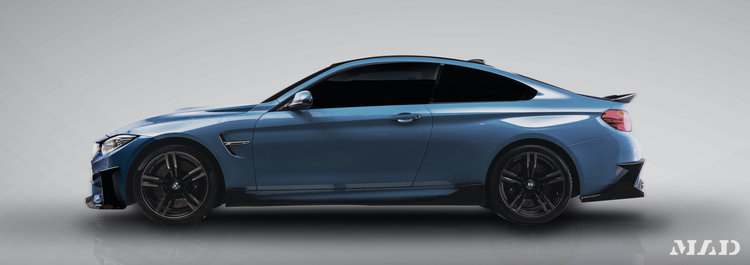 BMW F82 M4 Marina Yas Morph Auto Design Fang Series 2