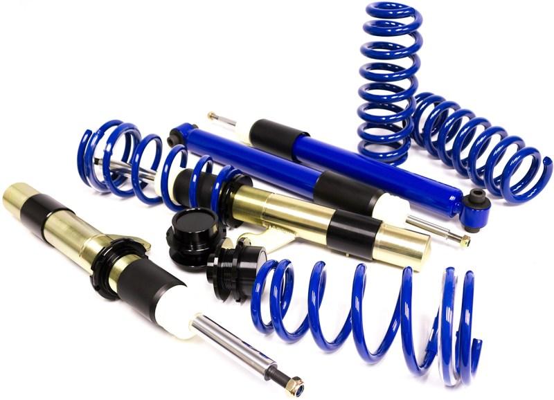 solowerks coilovers galvanized steel suspension e92 e90 bmw 335i 328i