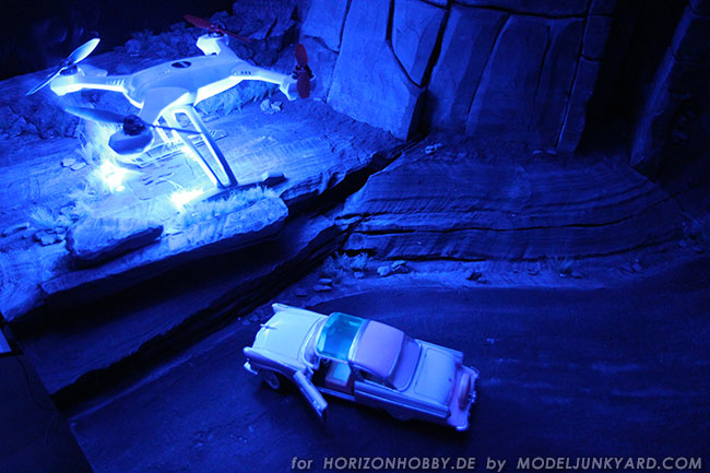 Monument Valley Diorama Roswell Incident Amp Classic Cars