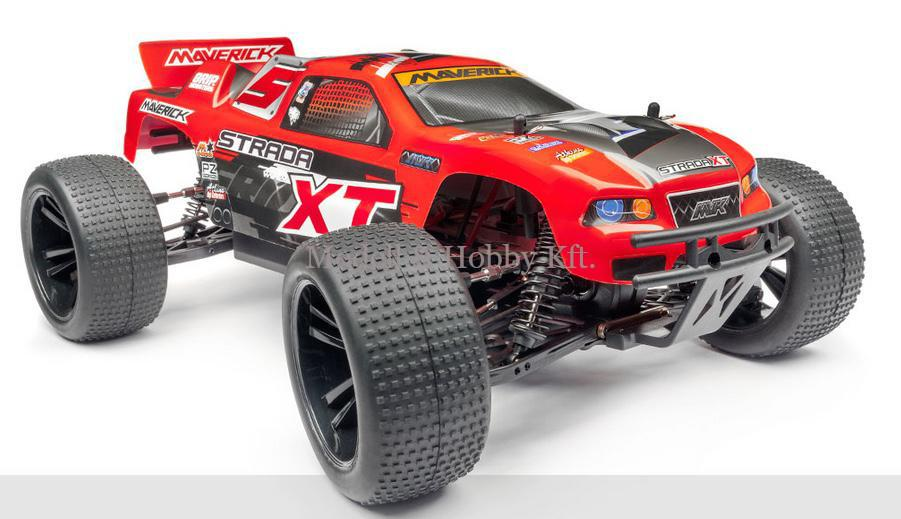 Maverick Strada XT RED Truggy modellautó