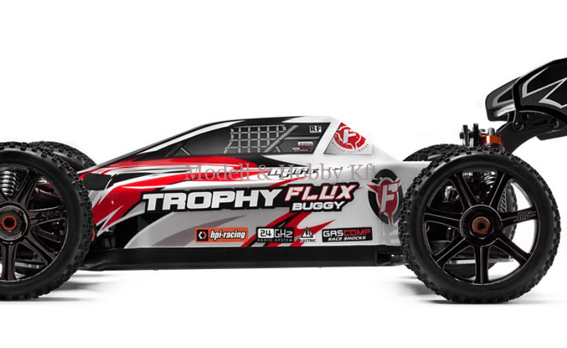 HPI Trophy Flux buggy RTR modellautó