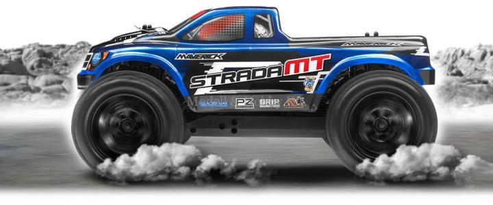 Maverick Strada MT 1/10 RTR elektromos Monster Truck