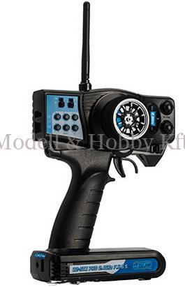 LRP B2-STX Pro – belépő szintű, 2.4 GHz, pisztoly távirányító