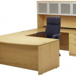 New Maple Laminate Office Desk Series