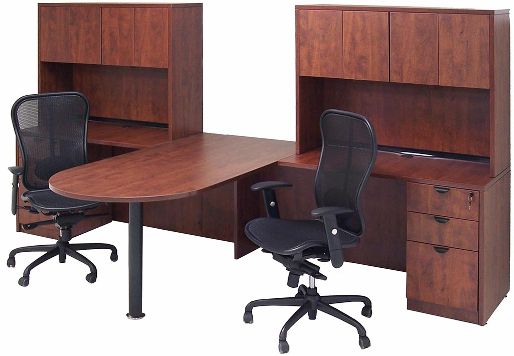 advantages of using a two person desk