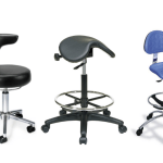Variety of medical stools