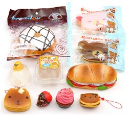 modes4u Food Squishies Giveaway, ends June 20th, 2016